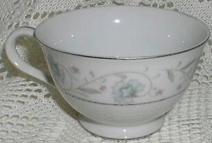English Garden 1221 Fine China Japan Coffee / Tea Cup Cups Excellent QTY.17