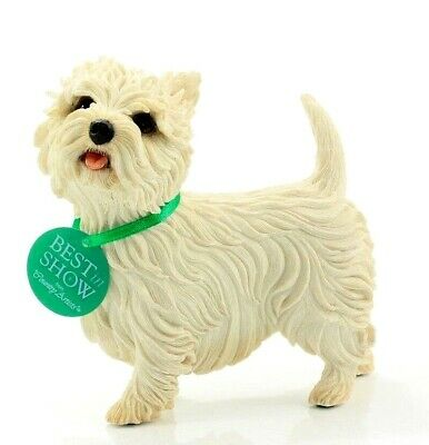 "Best in Show ""West Highland Terrier* No: 01552-rare"