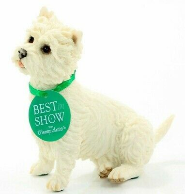 "Best in Show ""West Higland Terrier - sitting* No: 01906-rare"