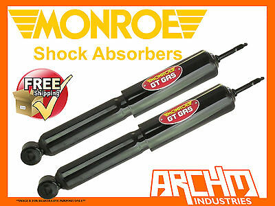 Ford Falcon Fg Xt Xr6 Xr6 Turbo Sedan 08-On Monroe Gt Gas Rear Shock Absorbers