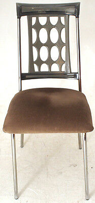 4 x Vintage Atomic  Plastic Dining Chairs Retro Furniture 20th Century