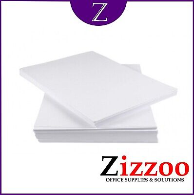 A4 Pure White Xerox 80Gsm Printing / Copier Paper – (100 Sheets) + Free P&p