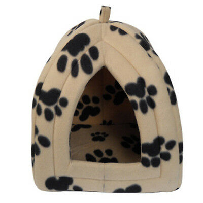 IGLOO - Portable Foldable Travel Pet Bed - Cream / Brown ZBM31820C