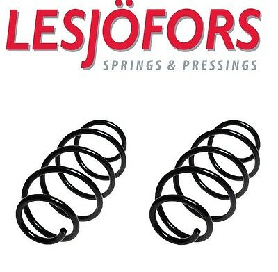 For Saab 9-3 Convertible 04-09 Set of 2 Standard Suspension Front Coil Springs