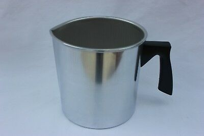 Candle Pouring Melting Pot ~ 2ea small ~ for wax and soap