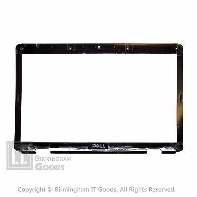 NEW DELL 1545 1546 Frame Bezel with Camera Port Hole M685J 0M685J