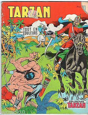COLLECTION TARZAN n°30 # 1968 # EDITIONS MONDIALES DEL DUCA