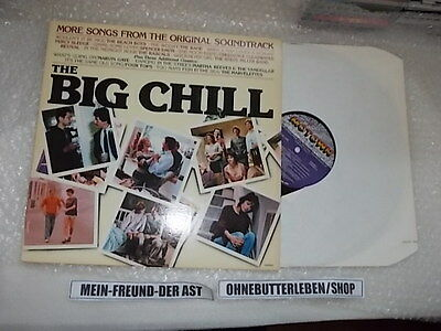 LP OST The Big Chill (11 Song) MOTOWN Jeff Goldblum Tom Berenger