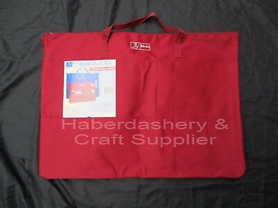Birch Bag Tote Style With Pockets Craft Size 67Cm X 49Cm