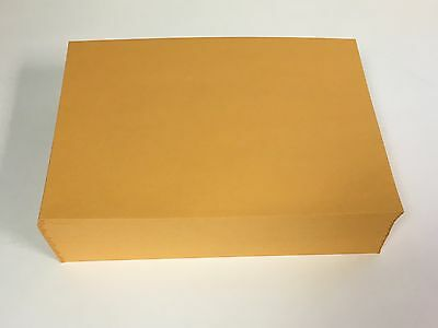Lot of 100 All-Purpose Catalog Envelope, 7 x 10,  28lb, Kraft