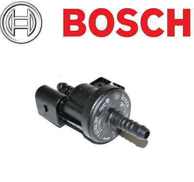 Audi A3 VW GTI Purge Valve for Fuel Vapor Canister OEM BOSCH 06E 906 517 A
