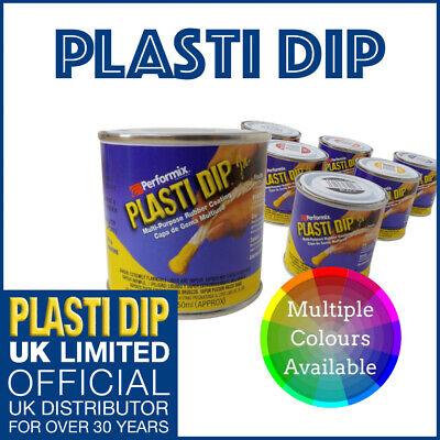 PlastiDip - Plasti Dip / Plastic Rubber Paint - Junior Can - 250ml