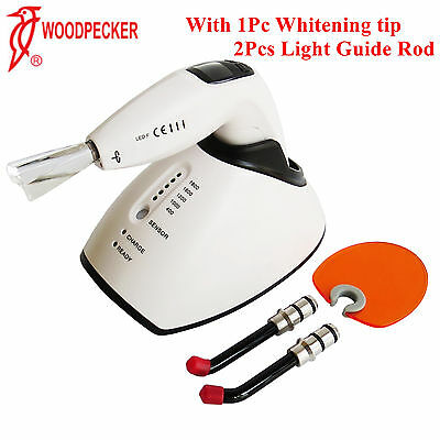 Woodpecker Original High Intensity LED Dental Curing Light Teeth Whitening LED.F