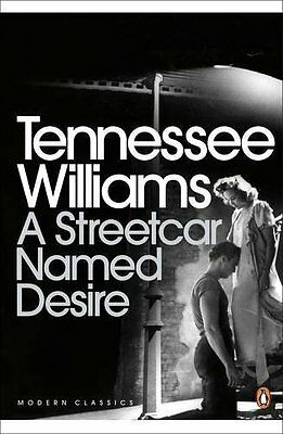A Streetcar Named Desire (Modern Classi by Tennessee Williams New Paperback Book
