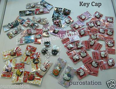 Sanrio Loungefly Hello Kitty Chococat Rubber Key Cap/Cover *50 styles *Pick ONE