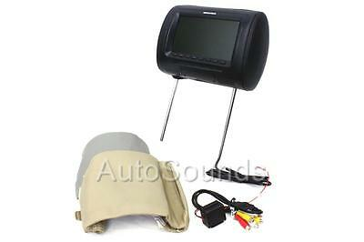 "New Soundstream VH-70CC Universal Replacement Headrest Monitor 7"" LCD Display"