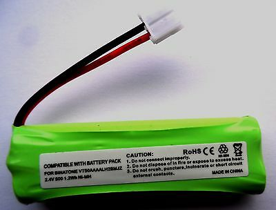 BINATONE  FUSION 2815 2925 COMPATIBLE BATTERY 2.4V Ni-MH 500mAh