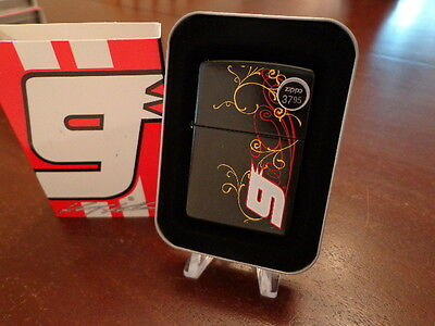 Kasey Kahne  #9  Swirls Nascar Zippo Lighter Mint In Box