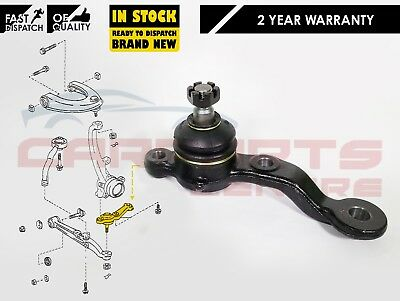 For Lexus Is200 Is300 1 Front Lower Left Lh Suspension Wishbone Arm Ball Joint