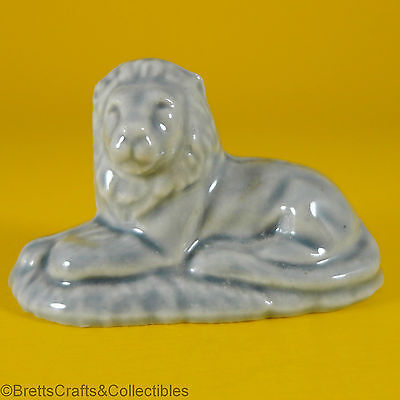 WADE Whimsies - Tom Smith & Co Ltd - Safari ParkRare Test Colour Blue/Grey Lion