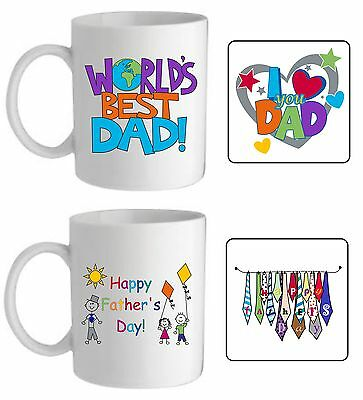 Personalised Dad Mug/coaster Fathers Day, Birthday, Christmas Gift, Daddy Father