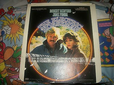 The electric horseman ced movie video disc disk redford fonda