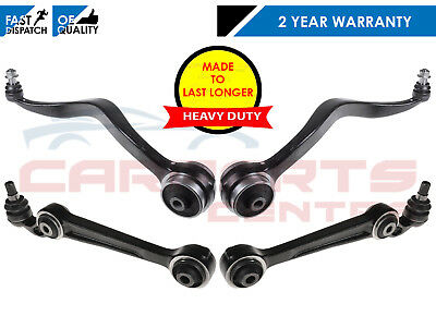 For Mazda 6 4 Suspension Lower 2 Front 2 Rear Wishbone Arms Ball Joints Bushes