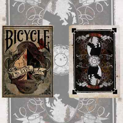 Mr Hyde Collectable Bicycle Cards By Alakazam Magic