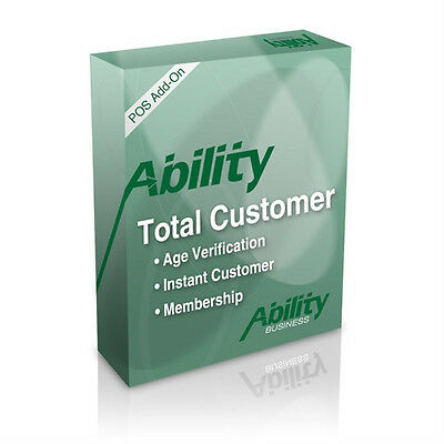 QuickBooks Point of Sale ID Scanner Age Verification Yearly Subscription