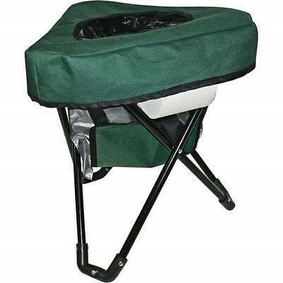 Reliance Tri To Go - Sturdy Camping Chair That Converts Into A Portable Toilet