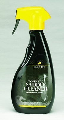 Lincoln Synthetic Saddle Cleaner - Tack Cleaning - 500ml