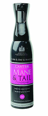 Carr & Day Martin Canter Mane and Tail Conditioner - New 360° Bottle