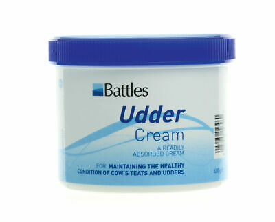 Battles Udder Cream - 400g
