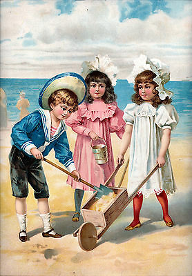 Make Prints To Sell- ANTIQUE CHILDRENS BOOK ILLUSTS. - Vol.2 Restored Images DVD