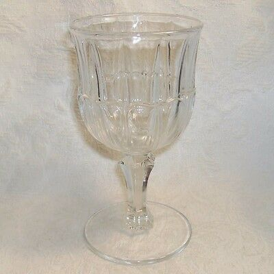 Red Cliff Glass SYDENHAM CLEAR Water Goblet (s)