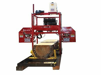 Commerical Sawmill saw mill pro series lumber maker Hud-Son Forest bandmill