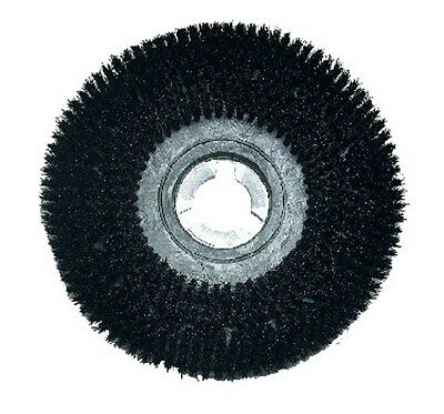 "Floor Machine Nylon Scrub Brush 18""  for Carpets Tile & Hard Floors"