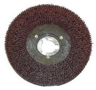 "Floor Machine Grit Scrub Brush 20""   Pullman Holt"