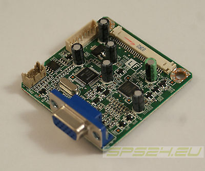 New Pcb. Main Board For Monitor Acer P191Wx P193Wx, Ilif-046 Rev:a, 55.lau0J.010