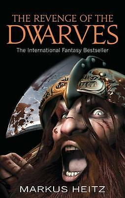 Revenge Of The Dwarves / Markus Heitz 9781841499352 Dwarves 3
