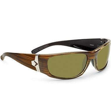Callaway Golf Men's Diablo Octane Sunglasses Wood G22 Lens