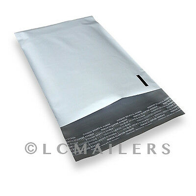 100 Each 7.5x10.5 10x13 Poly Mailers Envelopes Plastic Shipping Bags 200 Combo