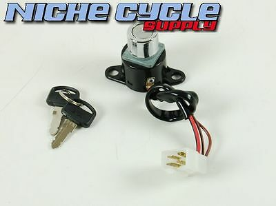 Honda CM 185 T 78-80 Ignition Switch w/Keys 35100-402-000