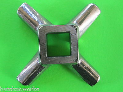 #10 & #12  Meat Grinder Knife Blade Hobart 4212 4812 4412 84185 Part # 290339