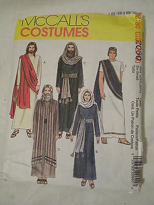 McCall's The Passion Play Cosumes UNCUT Sewing Pattern 2060 Sz X-Small