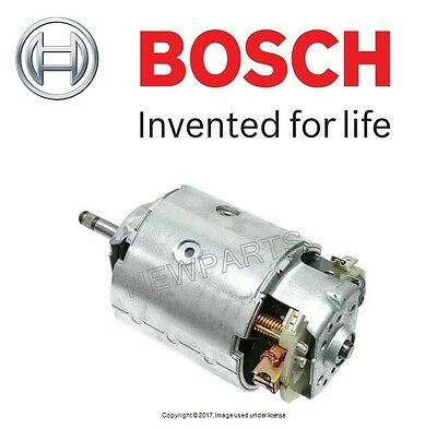 For Mercedes Benz W126 Hvac Climate Heater Control Blower Motor Bosch OEM New
