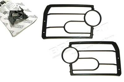 Land Rover Lr3 / Discovery 3 05-09 Front Light Guards Pair New Part# Vub501200