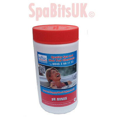 PH- Minus Total Alkalinity Reducer 1.5kg Swimming Pool Hot Tub Spa Decreaser TA