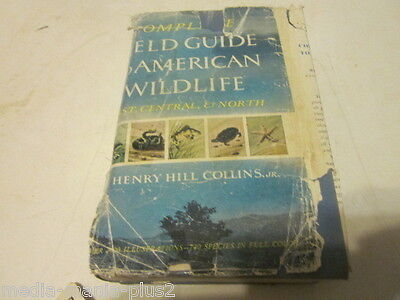 1959 Complete Field Guide To American Wildlife East Central & North