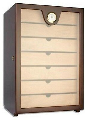 Humidor Cabinet Cave A Cigares Pour 200 Cigare